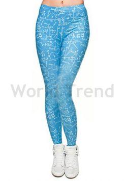 7705137d7a Mintás Leggings - vastag leggings, fekete leggings, virág mintás ...
