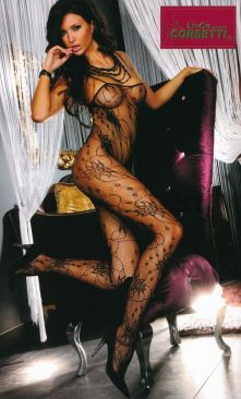 Livco Corsetti Chrysanthe Szexi Bodystockings